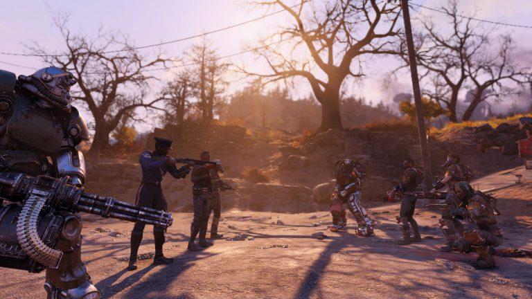 هاتفیکس جدید بازی Fallout 76 منتشر شد