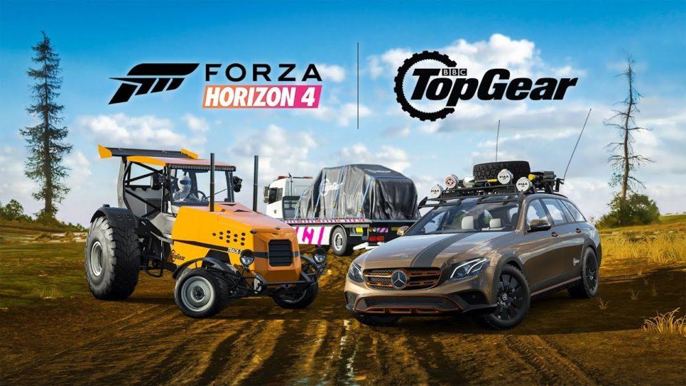 یازدهمین بهروزرسانی Forza Horizon 4 منتشر شد