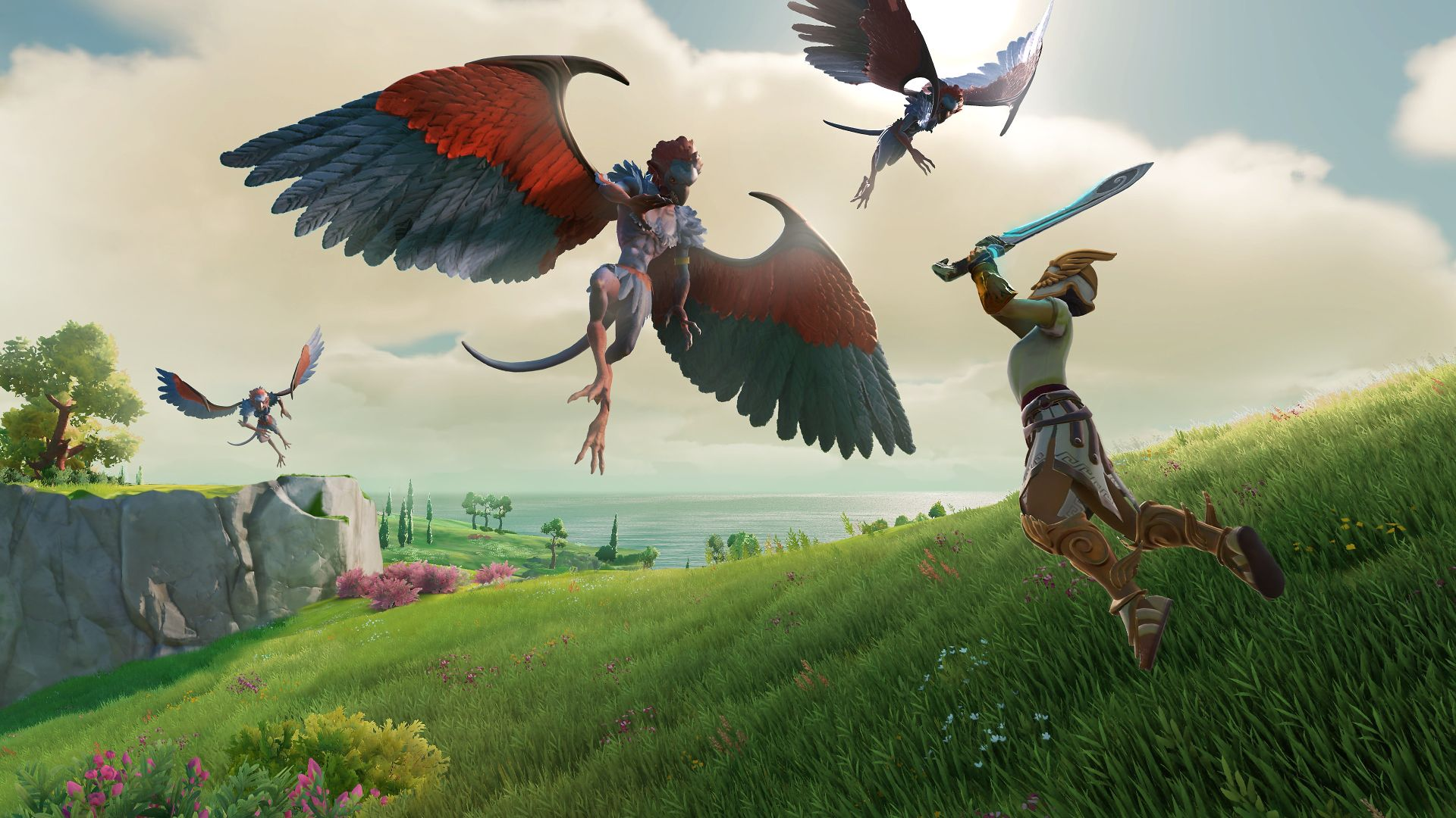 Gods And Monsters یک بازی خانوادگی خواهد بود