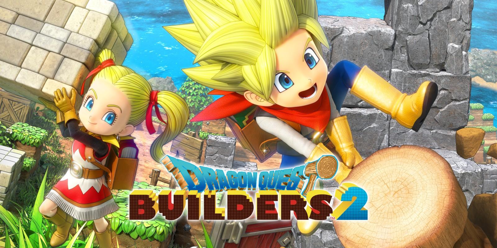Dragon Quest: Builders 2