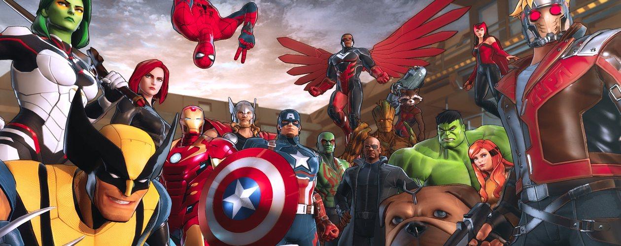 پیروزی ابرقهرمانها | نقدها و نمرات Marvel Ultimate Alliance 3: The Black Order