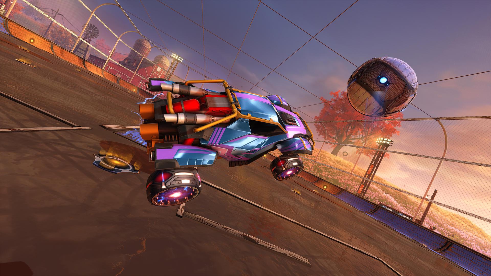 جزئیات فصل پاییز Rocket League منتشر شد