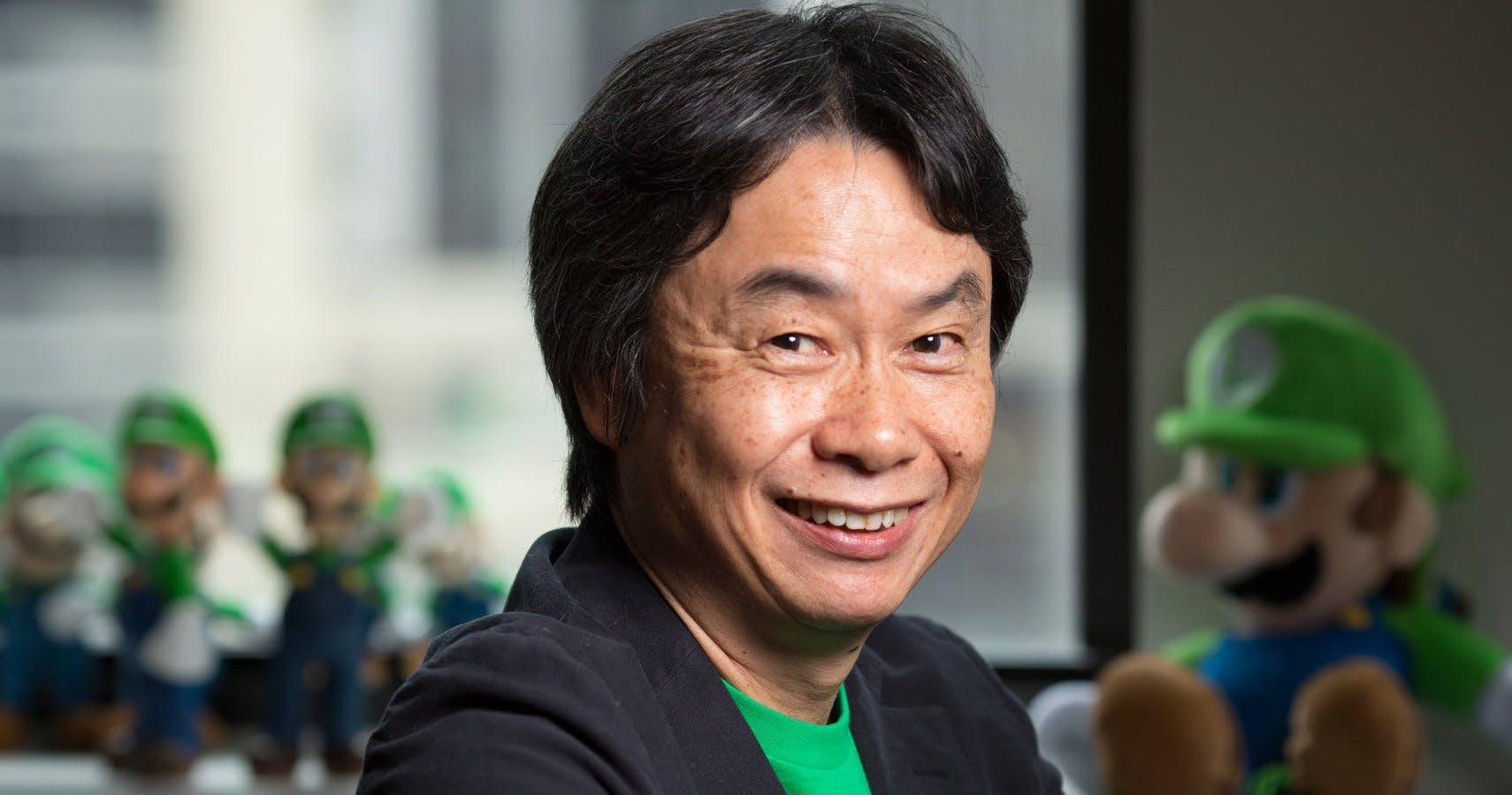 نظر شیگرو میاموتو در رابطه با پردازش ابری بازیهای ویدئویی