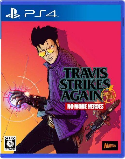تاریخ انتشار نسخهی Complete Edition بازی Travis Strikes Again: No More Heroes در ژاپن مشخص شد