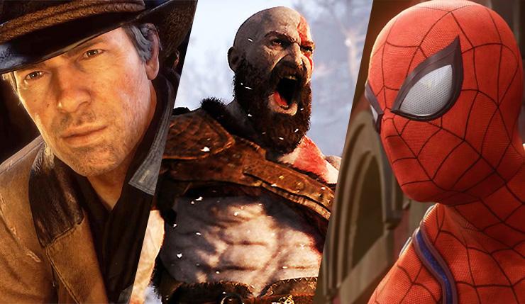 جوزف فارس: Spider-Man بهترین بازی سال ۲۰۱۸ است