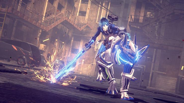 تریلر جدیدی از بازی Astral Chain منتشر شد