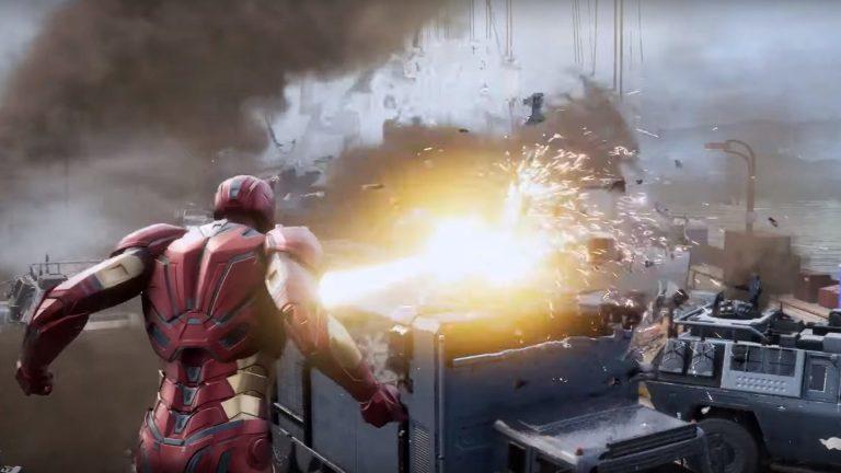 ویدئوی گیمپلی بعدی Avengers در رویداد San Diego Comic-Con پخش خواهد شد