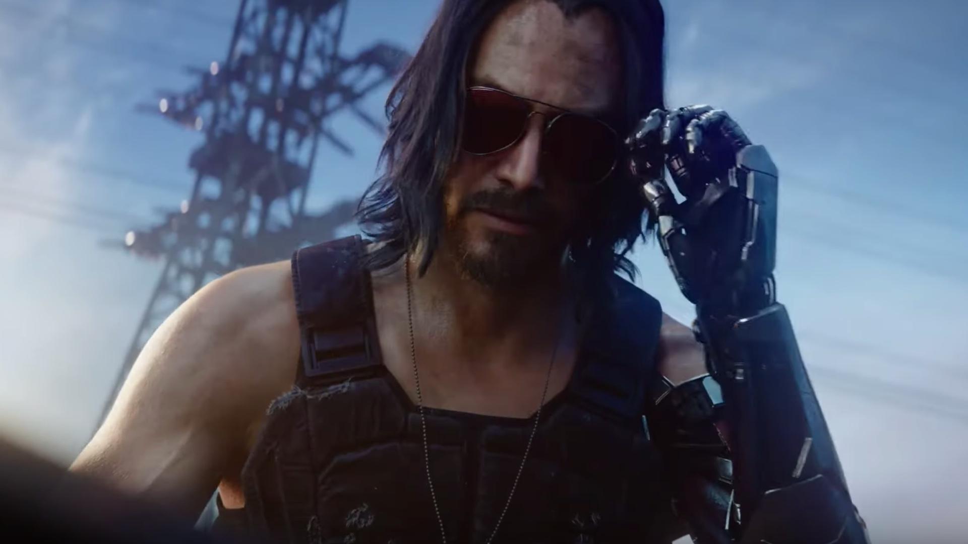 احتمال حضور یک بازیگر هالیوودی دیگر در بازی Cyberpunk 2077