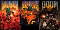 سهگانهی Doom در دسترس کنسولهای نسل هشتم قرار گرفت