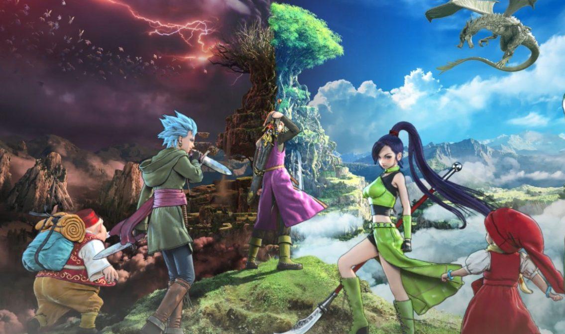 تصاویر جدید Dragon Quest XI ویژگیهای نسخهی نینتندو سوییچ آن را به نمایش میگذارند