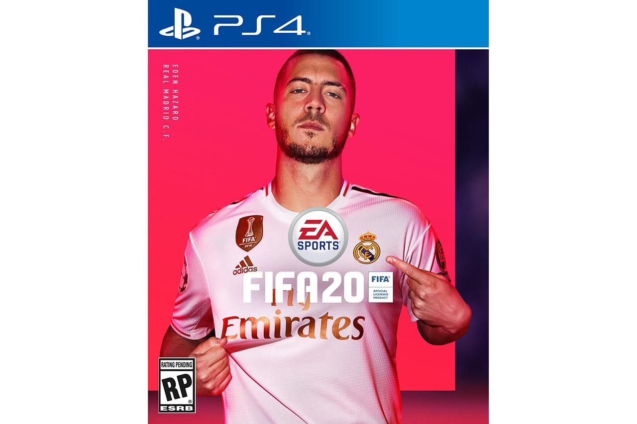 از کاور رسمی نسخهی معمولی و Champions بازی FIFA 20 رونمایی شد