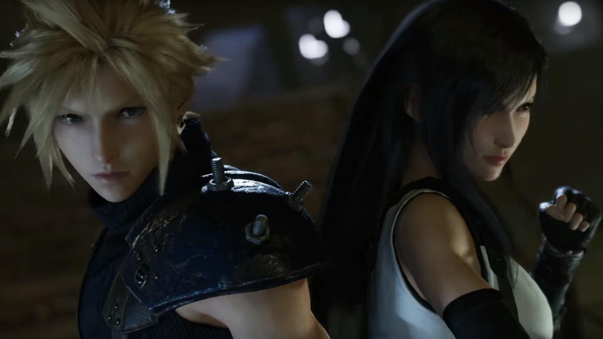 لیست تروفیهای بازی Final Fantasy VII Remake منتشر شد