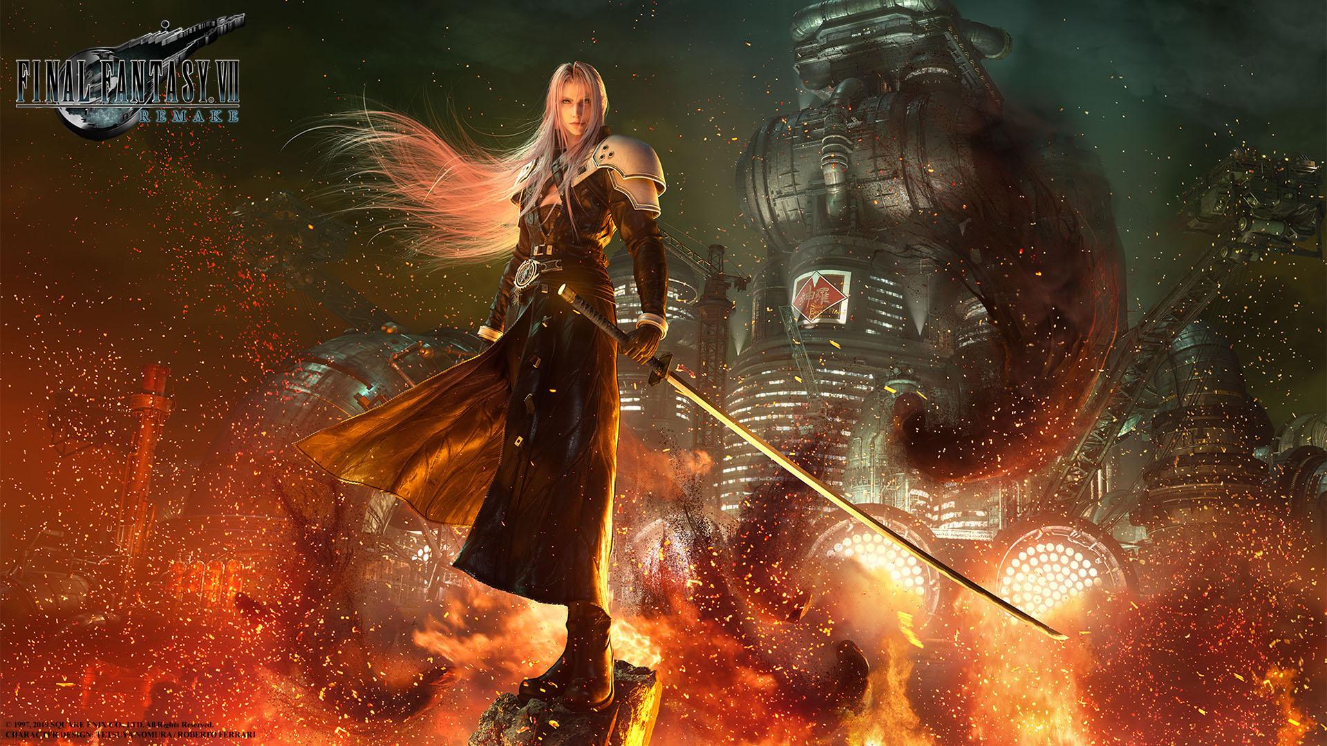 گزارش: احتمال عرضهی بازی Final Fantasy 7 Remake برروی کنسول اکسباکس وان شدت گرفت