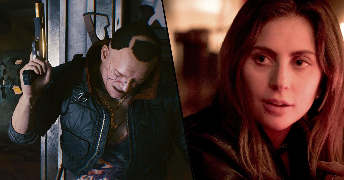 لیدی گاگا در بازی Cyberpunk 2077 حضور نخواهد داشت