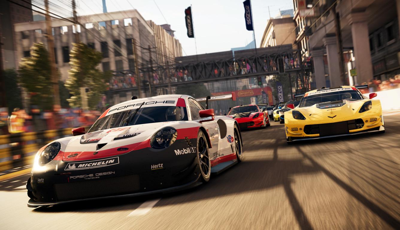 تریلر جدید GRID مکانها و محیطهای بازی را نمایش میدهد