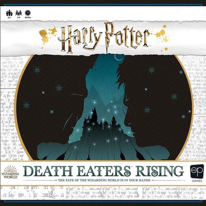 از بازی رومیزی Harry Potter: Death Eaters Rising رونمایی شد