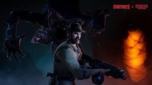 Fortnite   از اسکین شخصیتهای سریال Stranger Things رونمایی شد