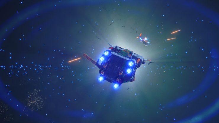 تاریخ انتشار بازی Rebel Galaxy Outlaw مشخص شد + تریلر