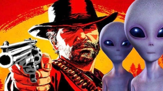 شایعه: بستهالحاقی داستانی Red Dead Redemption 2 بیگانگان را به بازی اضافه خواهد کرد