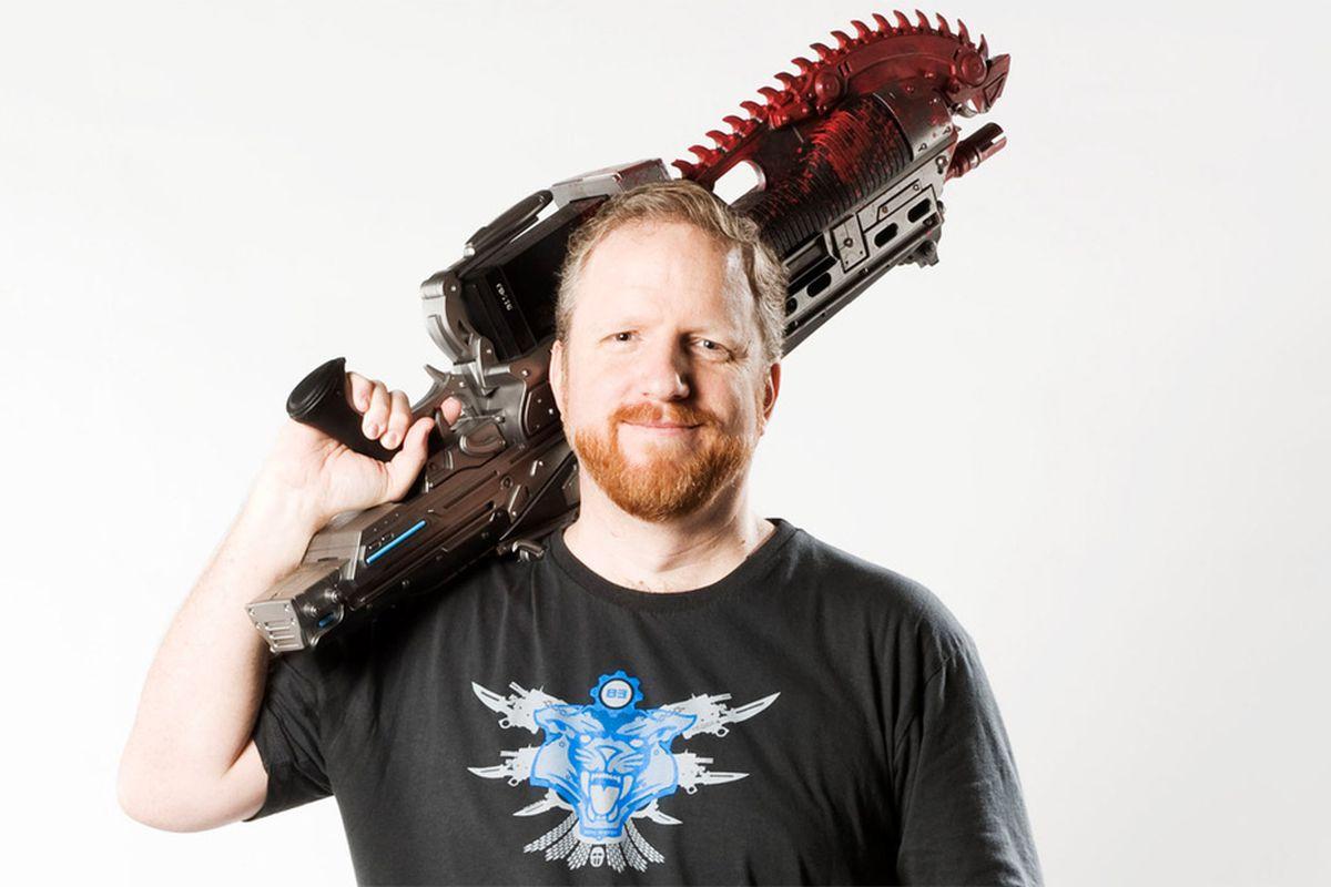 راد فرگوسن موضوع حذف استعمال دخانیات در بازی Gears 5 را شفافسازی نمود