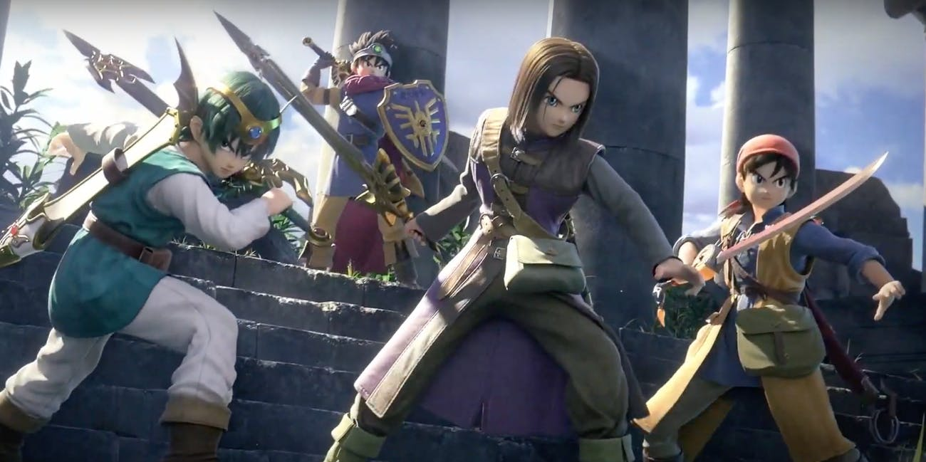 Smash Bros. Ultimate | جزئیات و ویدئوی جدید شخصیت Hero فردا منتشر خواهد شد