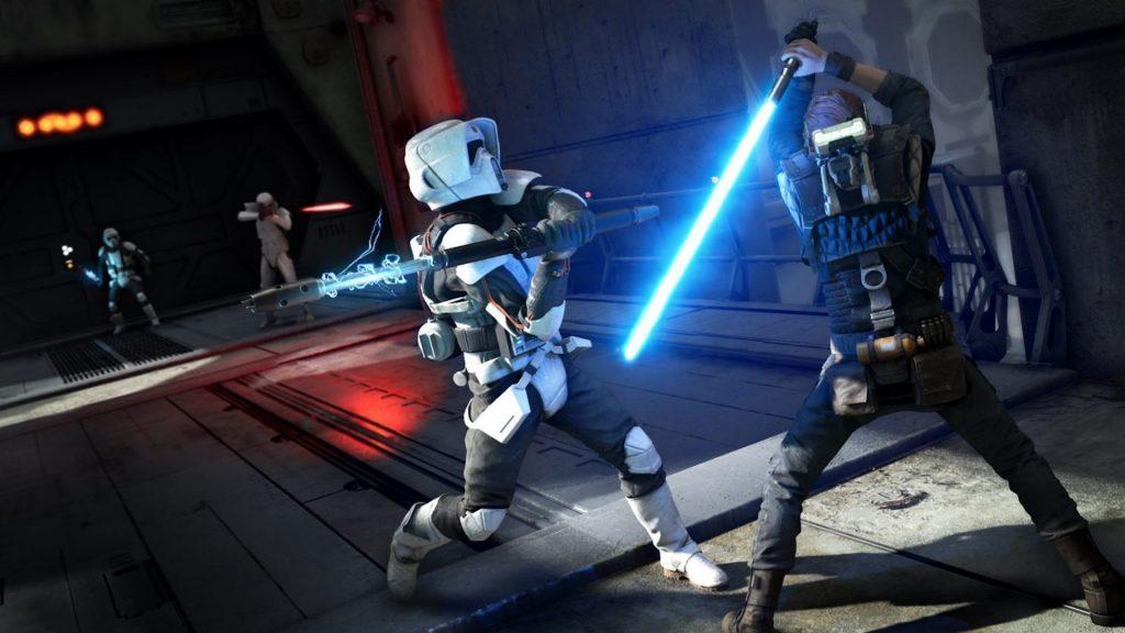 Star Wars Jedi: Fallen Order | ظاهر شمشیر نوری اصلاح شده است
