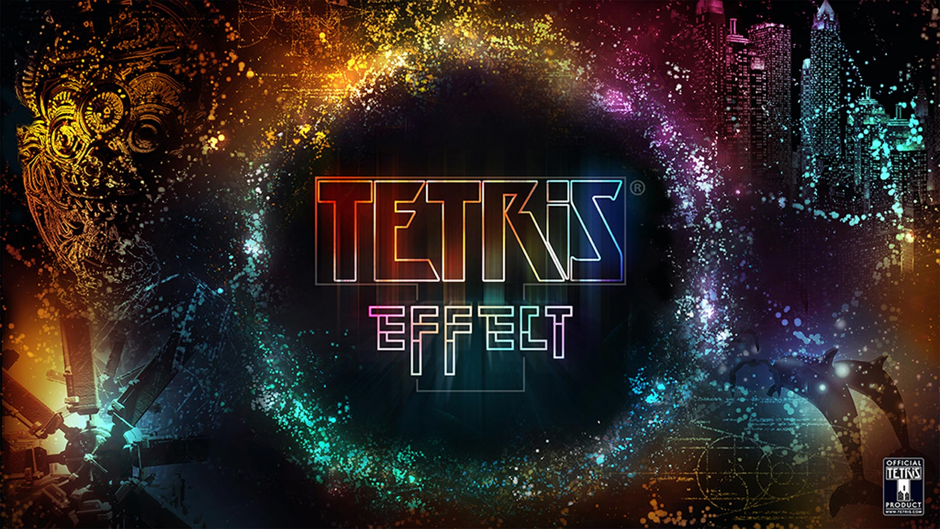 اپیک گیمز: Tetris Effect برای اجرا به صورت واقعیت مجازی به SteamVR نیاز دارد