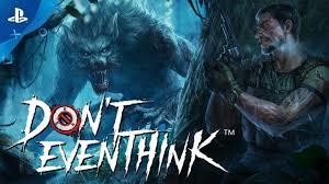بازی جدید Don't Even Think برای کنسول پلیاستیشن ۴ معرفی شد + تریلر