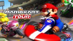 تاریخ انتشار بازی Mario Kart Tour برروی گوشیهای هوشمند مشخص شد