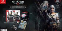 Gamescom 2019 | تاریخ انتشار The Witcher 3: Wild Hunt برای نینتندو سوییچ مشخص شد