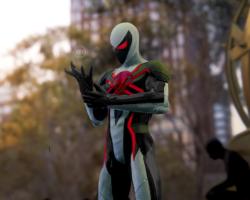یکی از بازیبازان دو لباس خارقالعاده را برای بازی Marvel's Spider-Man طراحی کرده است