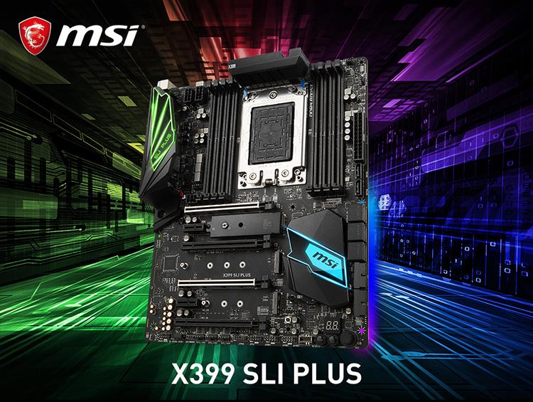 چرا مادربرد MSI X399 SLI PLUS ارزش خرید بالایی دارد