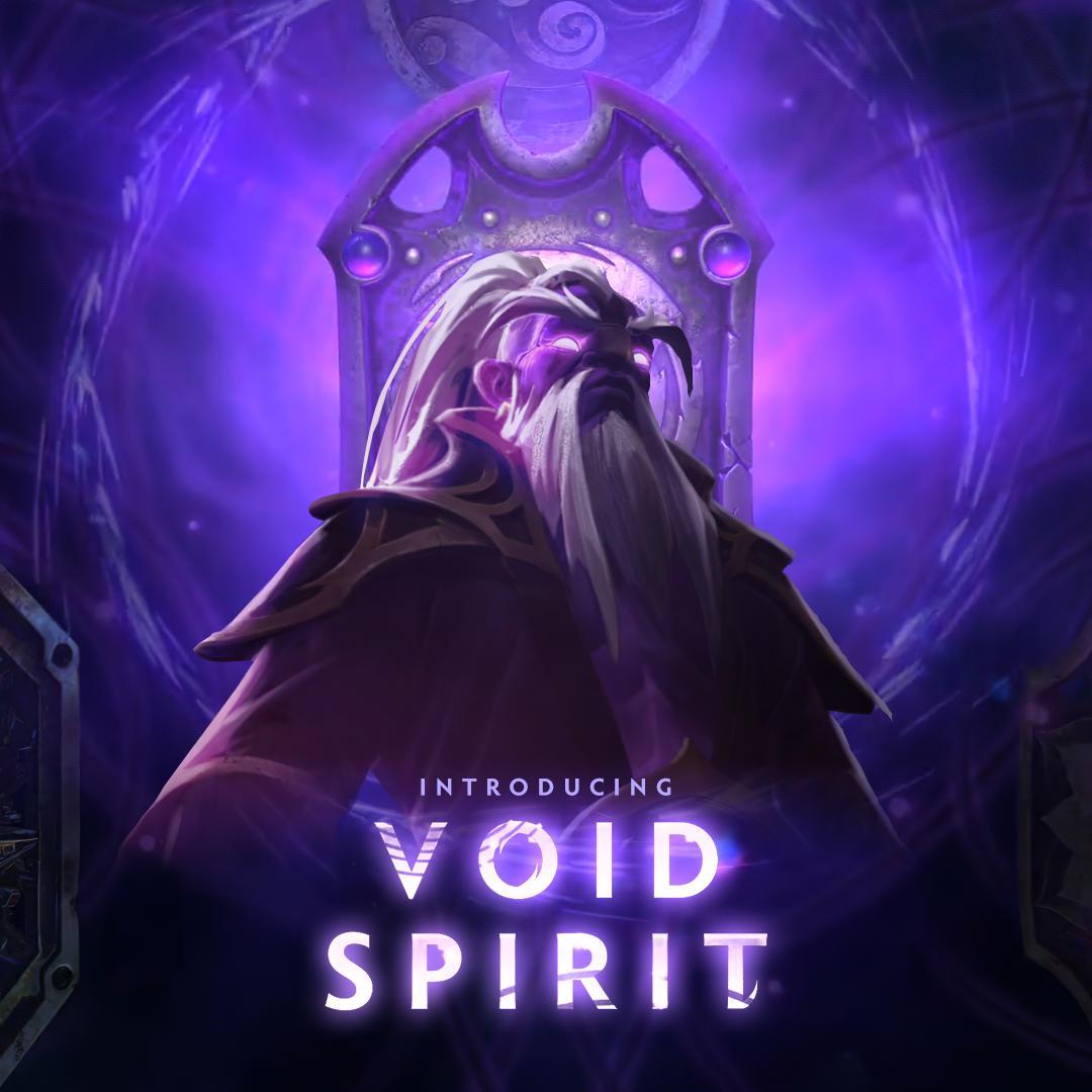 Void Spirit، دیگر قهرمان جدید بازی Dota 2، معرفی شد