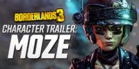 تریلر جدید بازی Borderlands 3 به معرفی شخصیت Moze اختصاص دارد