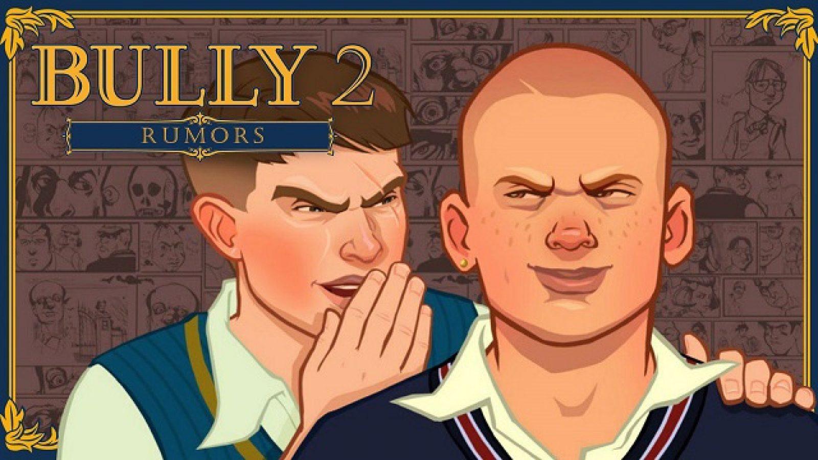 تصاویر جدیدی از بازی Bully 2 لو رفت