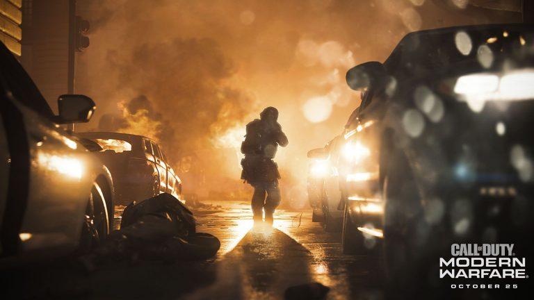 بازی Call of Duty: Modern Warfare در گیمز کام حضور خواهد داشت