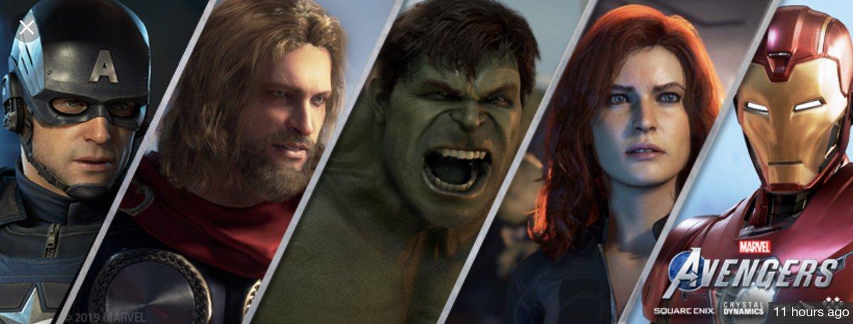 مبارزات بازی Marvel's Avengers شخصیتمحور است