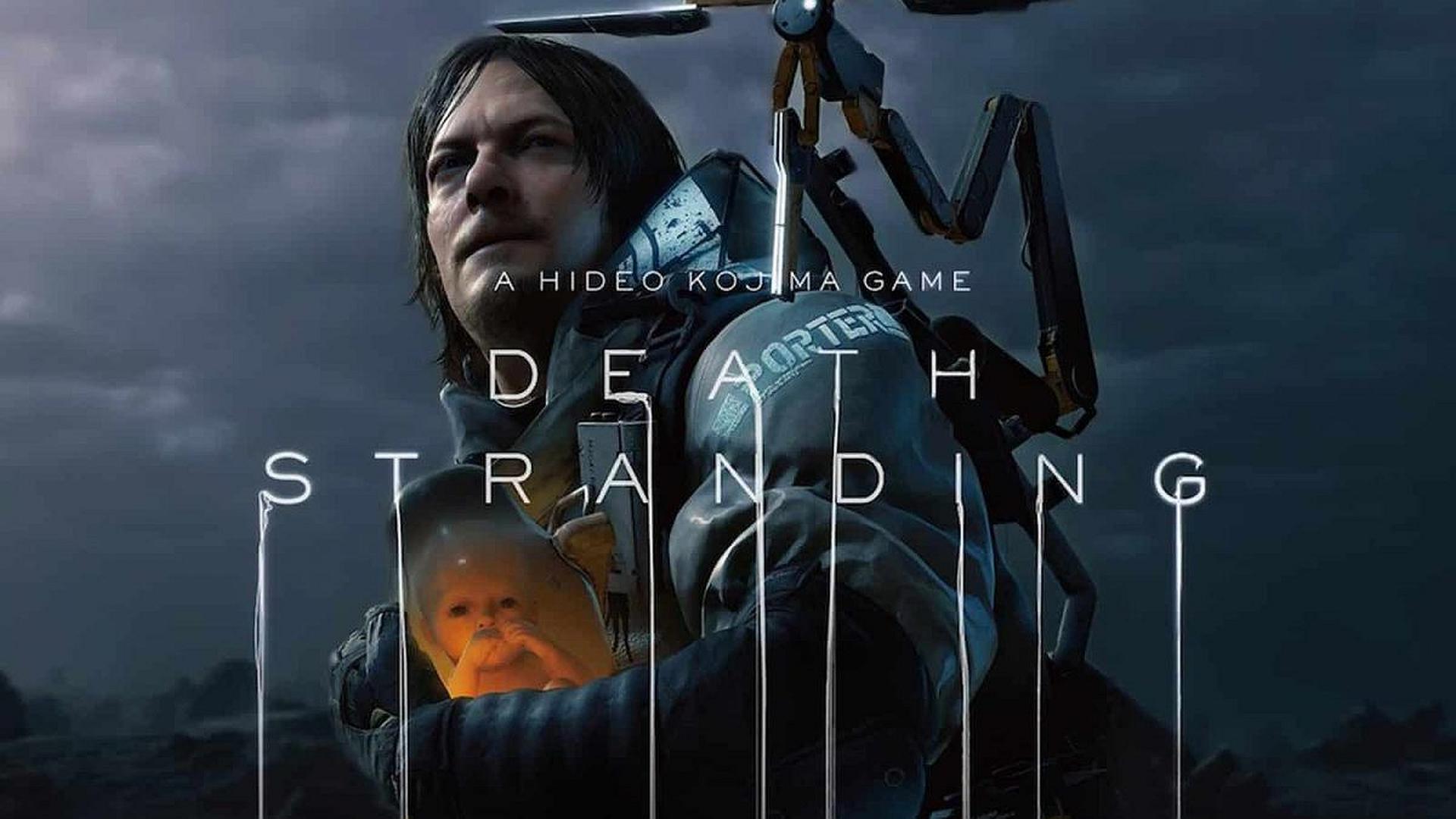 پخش زندهی نمایش گیمپلی بازی Death Stranding