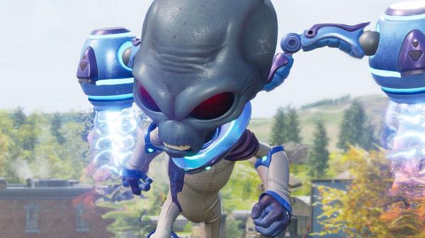 Stadia Connect | نسخهی remake بازی Destroy All Humans برای کنسول استدیا معرفی شد