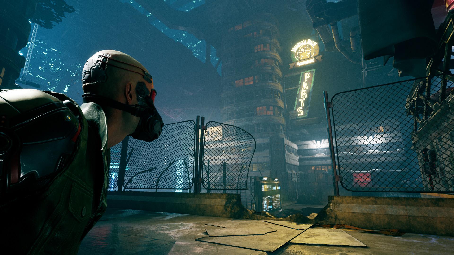تریلر گیمپلی بازی Ghostrunner منتشر شد