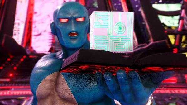 شخصیت Prometheus به بازی Jump Force اضافه خواهد شد