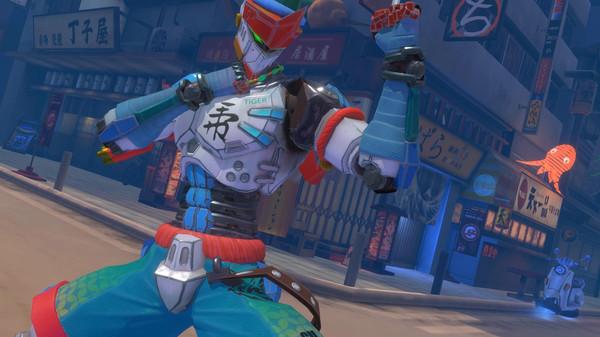 ChinaJoy 2019 | بازی Metal Revolution به پلیاستیشن ۴ خواهد آمد