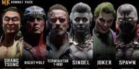 لیست شخصیتهای محتویات اضافهی Kombat Pack برای بازی Mortal Kombat 11 لو رفت   اضافه شدن جوکر و ترمیناتور