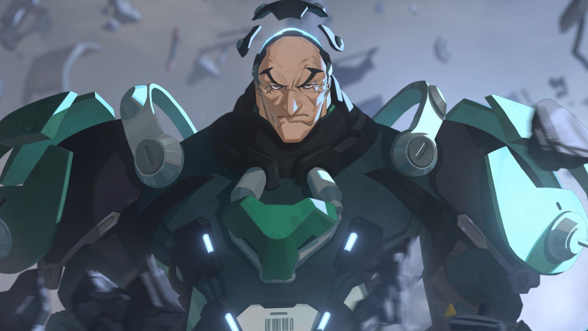 Sigma، جدیدترین قهرمان Overwatch دردسترس بازیبازها قرار گرفت