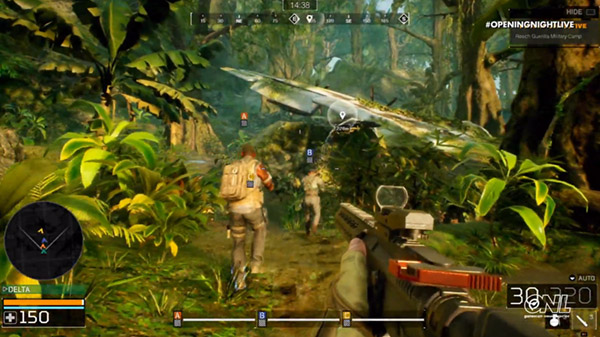 Gamescom 2019 | تریلری از گیمپلی بازی Predator: Hunting Grounds منتشر شد