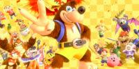 شایعه: تاریخ اضافه شدن شخصیت بانجو کازویی به بازی Super Smash Bros Ultimate لو رفت