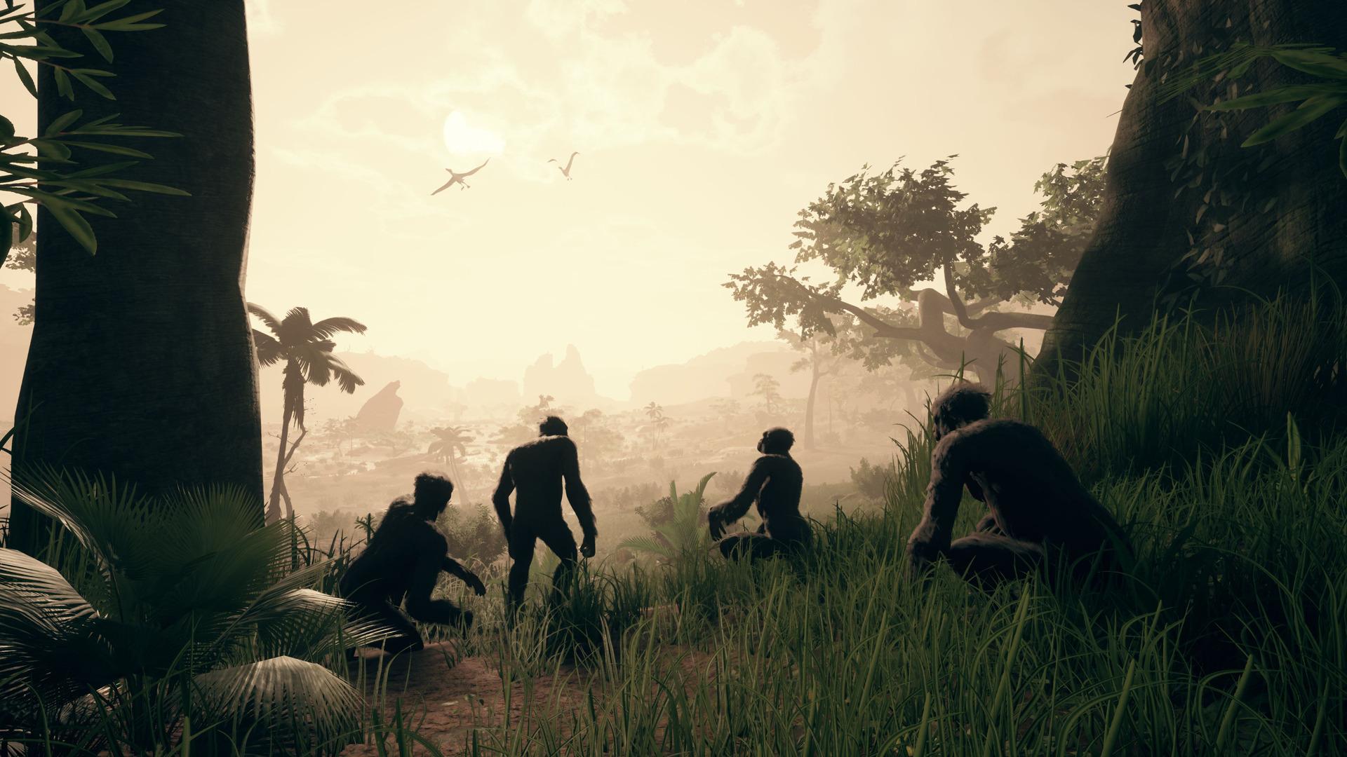 تریلر جدید بازی Ancestors: The Humankind Odyssey با محوریت پتانسیل بازی منتشر شد