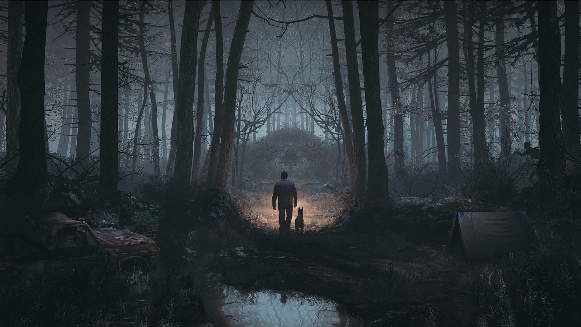 به اتمام رساندن داستان بازی Blair Witch پنج الی شش ساعت به طول خواهد انجامید