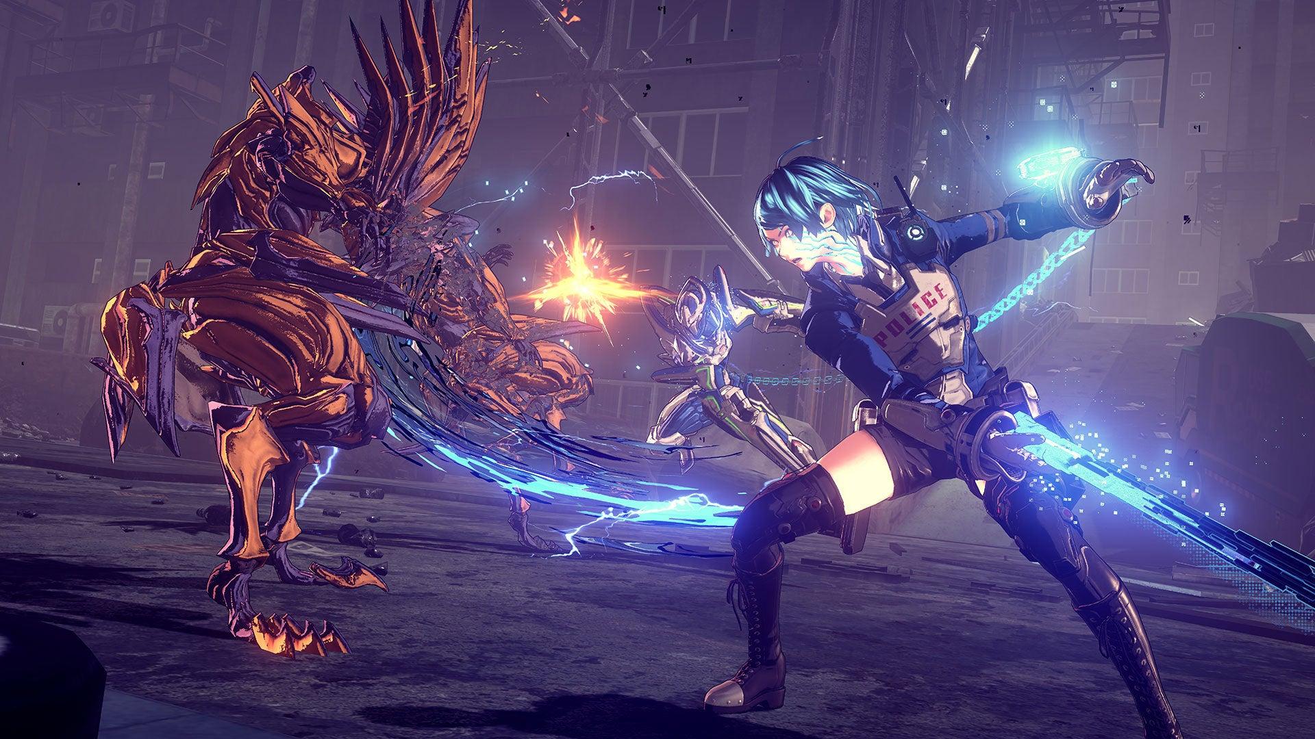 تریلر زمان عرضهی بازی Astral Chain طرفداران را برای انتشاری طوفانی آماده میسازد