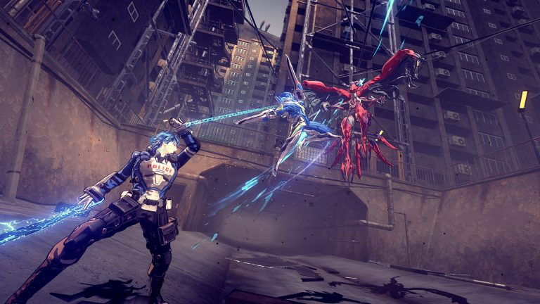 اولین بهینهساز بازی Astral Chain منتشر شد